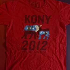 Other - KONY 2012 SHIRT